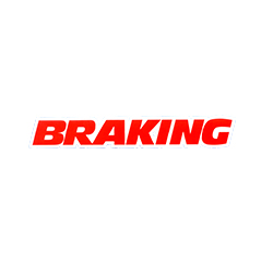 braking, marque, logo