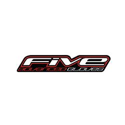 five, five gloves, marque, logo