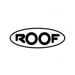 roof, marque, logo