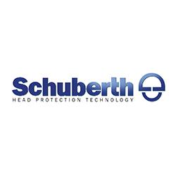 schuberth, marque, logo